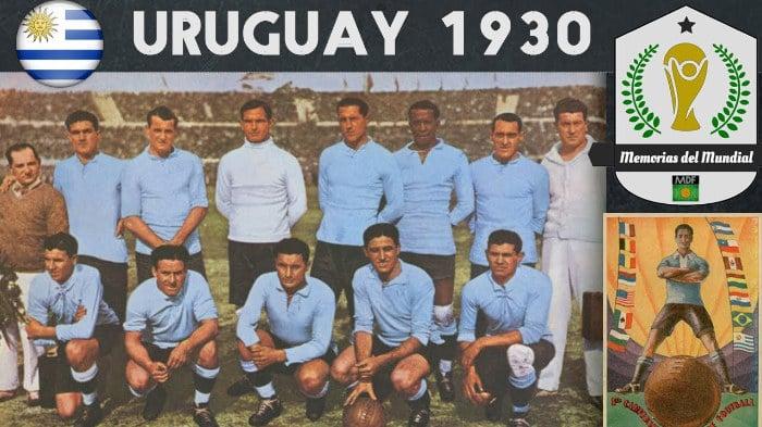 Mundial de futbol 1930
